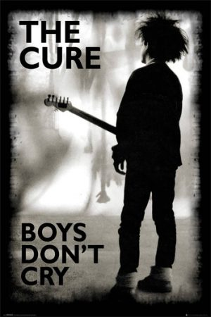 Cure, The: Poster - Boys Don't Cry
