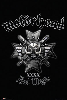 Motorhead : Poster - Bad Magic