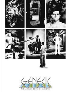 Genesis: Poster - The Lamb Lies Down on Broadway