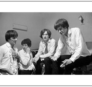 Kinks, The: Print - In the Dressing Room