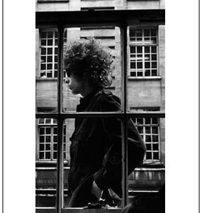 Bob Dylan: Print - By Window