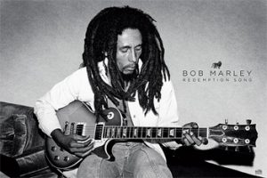Bob Marley: Poster - Redemption Song