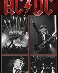 AC/DC: Poster - Live Montage