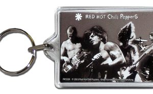 Red Hot Chili Peppers: Keyring - On Stage