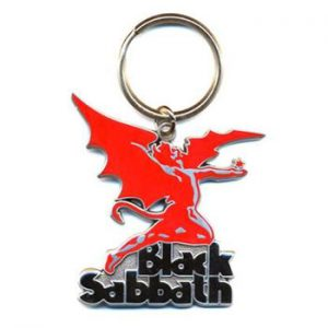 Black Sabbath: Keyring - Demon