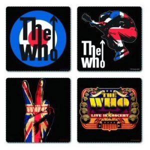 Who, The: Coasters - Set Of 4