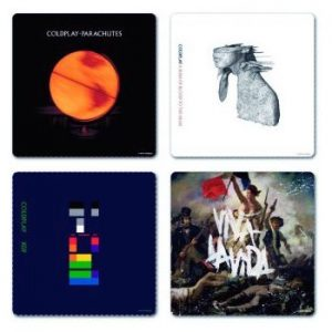 Coldplay: Coasters - Set Of 4