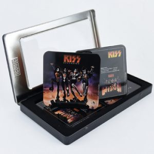 Kiss: Coaster Set - Destroyer Coasters (6 Pack)