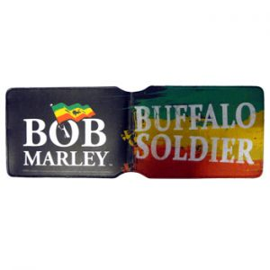 Bob Marley: Card holder - Buffalo Soldier