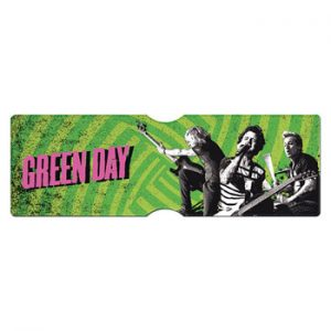 Green Day: Card holder - Tour
