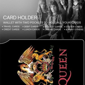 Queen: Card holder - Crest