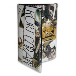 Kurt Cobain: Card Case - Collage