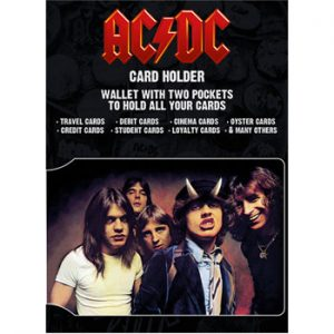 AC/DC: Card holder - Band