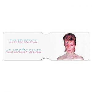 David Bowie: Card holder - Aladdin Sane