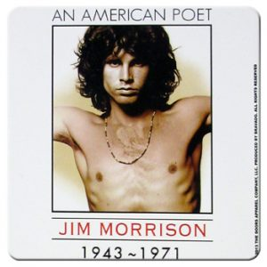 Doors, The: Single Coaster - American Poet