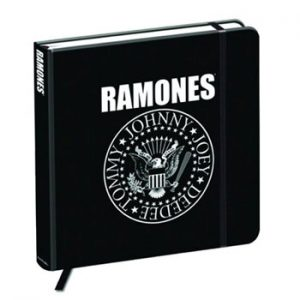Ramones: Notebook - Presidential Seal
