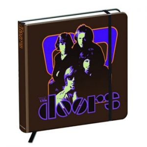Doors, The: Notebook - 70s Panel