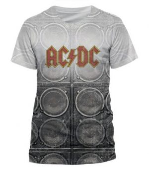 AC/DC: T-shirts (Mens) - AMP Stack