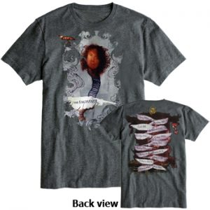 Robert Plant , The: T-shirts (Mens) - Enchanter