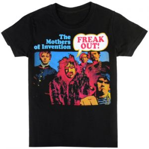 Frank Zappa: T-shirts (Mens) - Freak Out