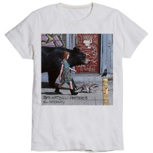 Red Hot Chili Peppers: T-shirts (Mens) - The Getaway
