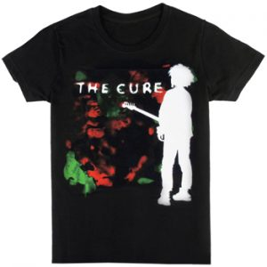 Cure, The: T-shirts (Mens) - Boys Don't Cry
