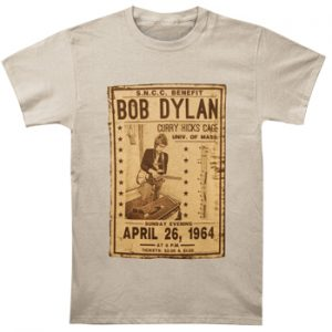 Bob Dylan: T-shirts (Mens) - Flyer