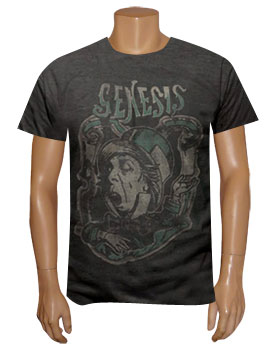 Genesis: T-shirts (Mens) - Mad Hatter