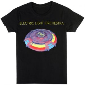 Electric Light Orchestra: T-shirts (Mens) - Mr Blue Sky