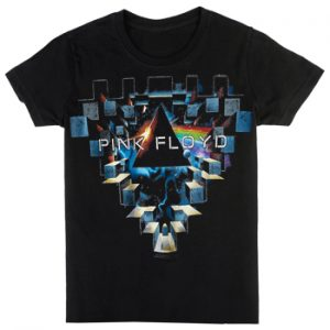 Pink Floyd: T-shirts (Mens) - Space Window