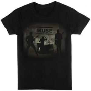 Muse: T-shirts (Mens) - Silhouette