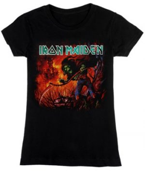Iron Maiden: T-shirts (Ladies) - From Fear To Eternity Album