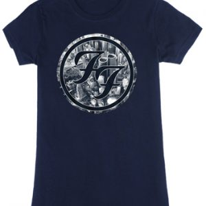 Foo Fighters: T-shirts (Ladies) - City Circle