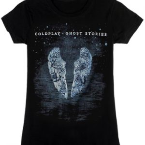 Coldplay: T-shirts (Ladies) - Ghost Stories