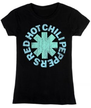 Red Hot Chili Peppers:  T-shirts (Ladies) - Asterisk Tunic