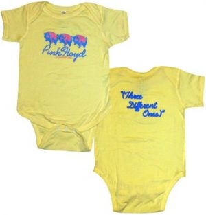 Pink Floyd: Baby & Kids Wear - 3Pigs Baby Body Suit