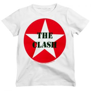 Clash, The: Baby & Kids Wear - Star Logo Kids T-shirt
