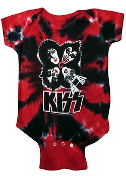 Kiss: Baby & Kids Wear - Burst Baby Body Suit