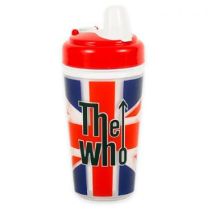 The Who: Sippy Cup - Union Jack