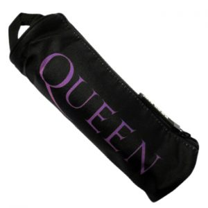 Queen: Pen Case - Logo