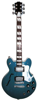 Oasis: Miniature Guitar - Noel Gallagher Epiphone