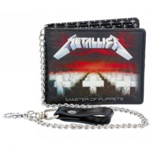Metallica: Wallet - Master of puppets