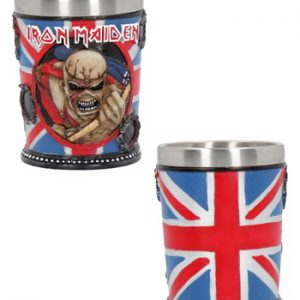 Iron Maiden: Glasses - Trooper Shot Glass
