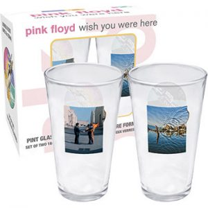 Pink Floyd: Glasses - Wish You Were Here Glass Set