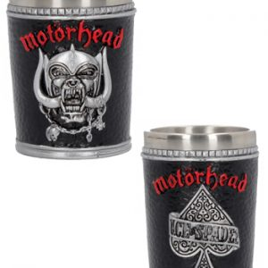 Motorhead: Glasses - War Pig / Ace Of Shades Shot Glass