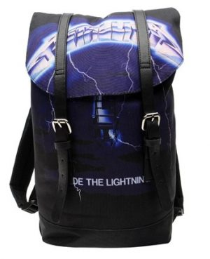 Metallica: Backpack - Ride The Lightning
