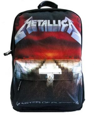 Metallica: Backpack - Master Of Puppets