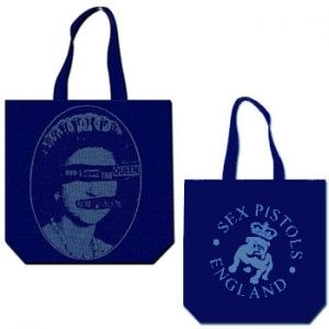 Sex Pistols: Tote Bag - God Save the Queen