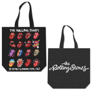 Rolling Stones, The: Cotton Tote - Tongue Evolution