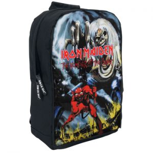Iron Maiden: Backpack - The Number of the Beast
